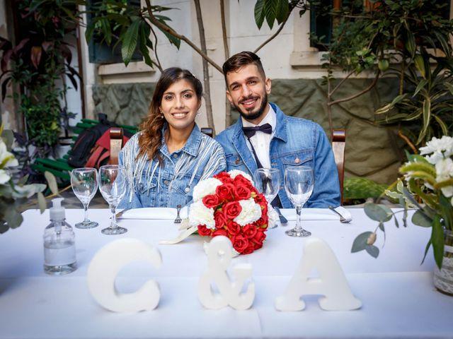 El casamiento de Charly y Aldana en San Telmo, Capital Federal 55