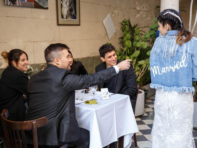 El casamiento de Charly y Aldana en San Telmo, Capital Federal 56