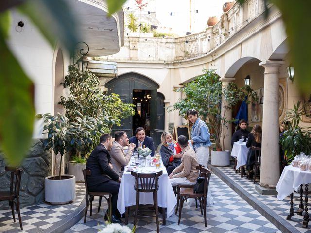 El casamiento de Charly y Aldana en San Telmo, Capital Federal 57