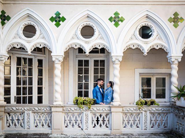 El casamiento de Charly y Aldana en San Telmo, Capital Federal 2