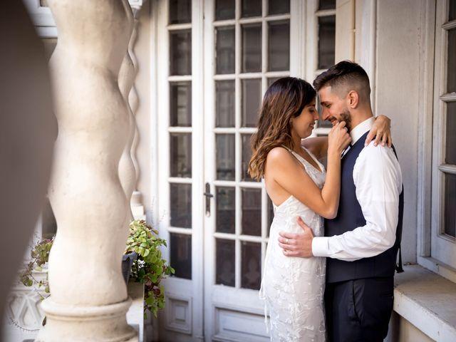 El casamiento de Aldana y Charly