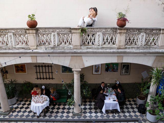 El casamiento de Charly y Aldana en San Telmo, Capital Federal 72