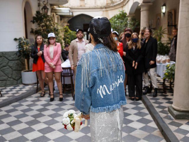 El casamiento de Charly y Aldana en San Telmo, Capital Federal 77