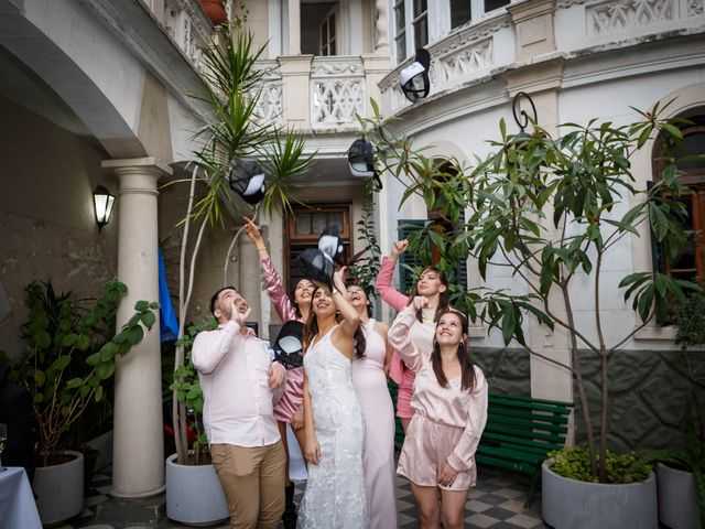 El casamiento de Charly y Aldana en San Telmo, Capital Federal 80