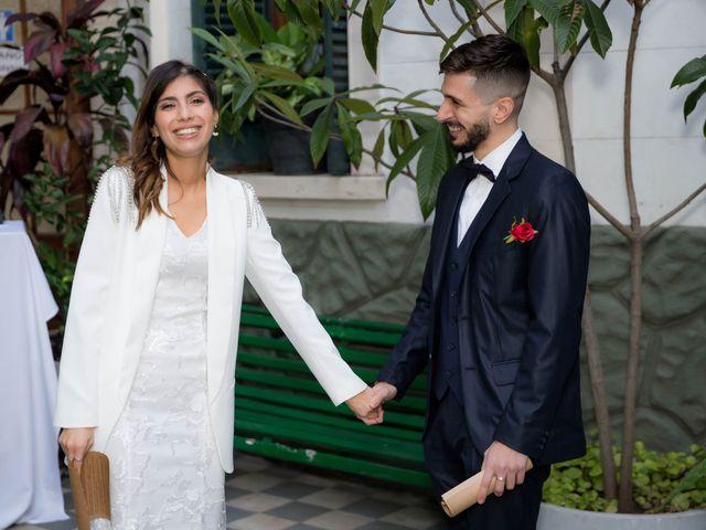 El casamiento de Charly y Aldana en San Telmo, Capital Federal 85