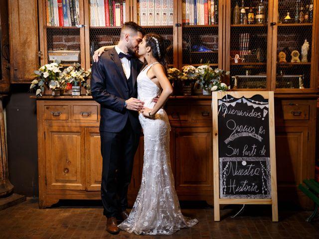 El casamiento de Charly y Aldana en San Telmo, Capital Federal 88