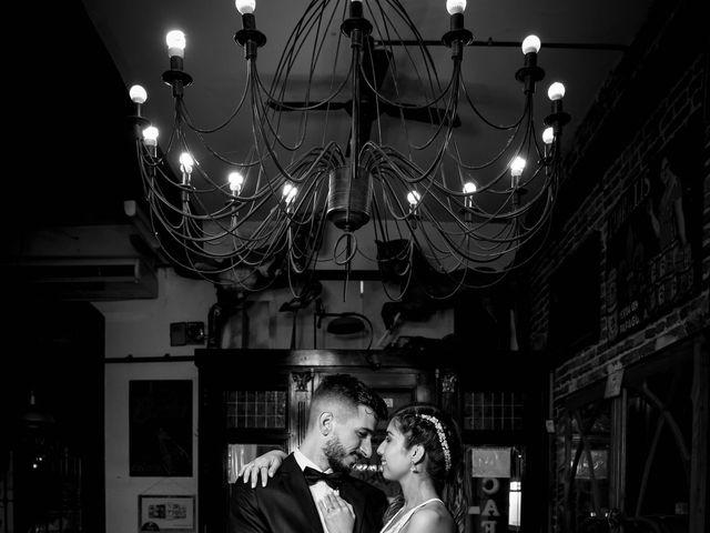 El casamiento de Charly y Aldana en San Telmo, Capital Federal 89