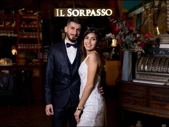 El casamiento de Charly y Aldana en San Telmo, Capital Federal 91
