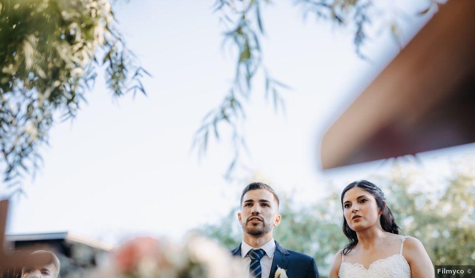 El casamiento de Héctor y Nati en Moreno, Buenos Aires