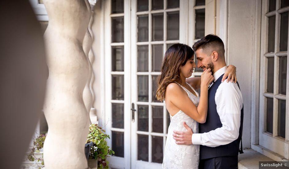 El casamiento de Charly y Aldana en San Telmo, Capital Federal