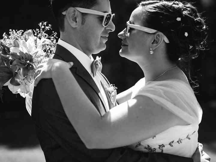 El casamiento de Carolina y Nicolás
