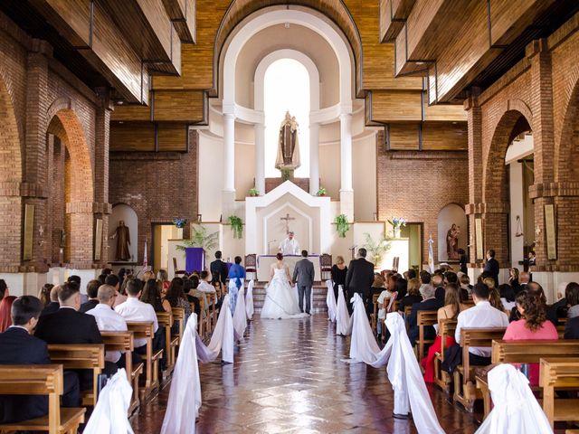 El casamiento de Nicolás y Carolina en Mendoza, Mendoza 7