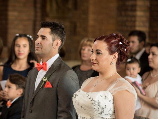 El casamiento de Nicolás y Carolina en Mendoza, Mendoza 9