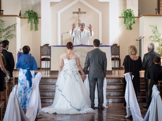 El casamiento de Nicolás y Carolina en Mendoza, Mendoza 11