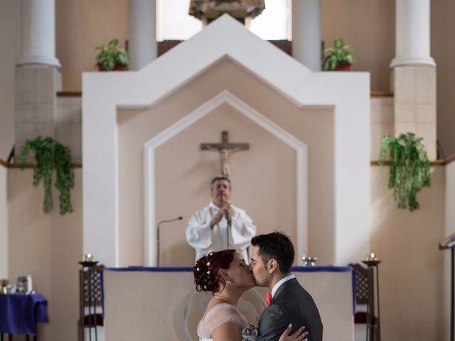 El casamiento de Nicolás y Carolina en Mendoza, Mendoza 12