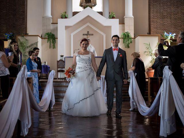 El casamiento de Nicolás y Carolina en Mendoza, Mendoza 13