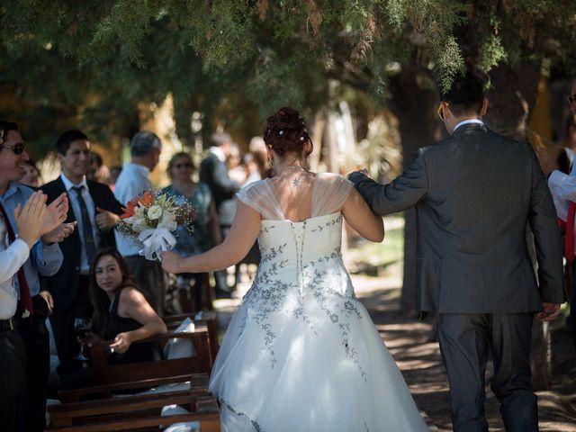 El casamiento de Nicolás y Carolina en Mendoza, Mendoza 19