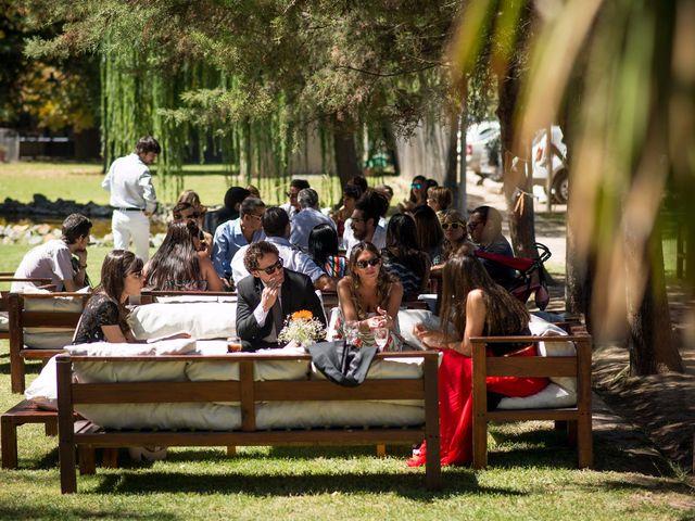 El casamiento de Nicolás y Carolina en Mendoza, Mendoza 20