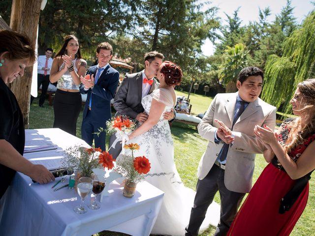 El casamiento de Nicolás y Carolina en Mendoza, Mendoza 28