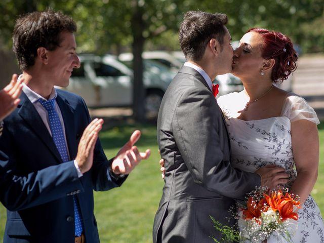 El casamiento de Nicolás y Carolina en Mendoza, Mendoza 29