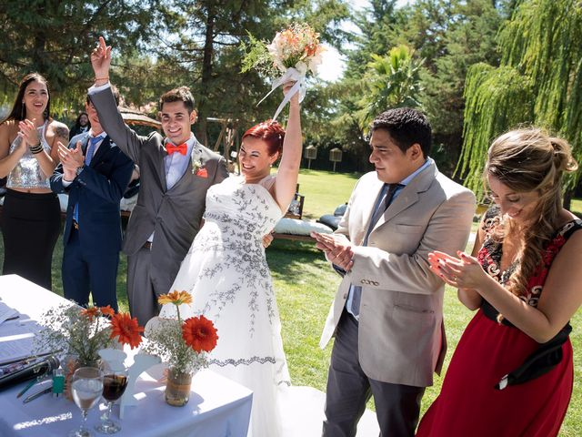 El casamiento de Nicolás y Carolina en Mendoza, Mendoza 30