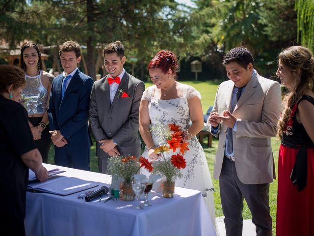 El casamiento de Nicolás y Carolina en Mendoza, Mendoza 32
