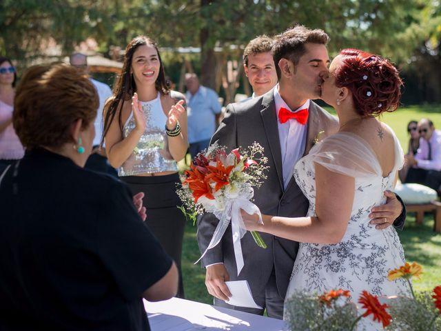 El casamiento de Nicolás y Carolina en Mendoza, Mendoza 35