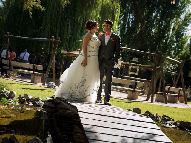 El casamiento de Nicolás y Carolina en Mendoza, Mendoza 42