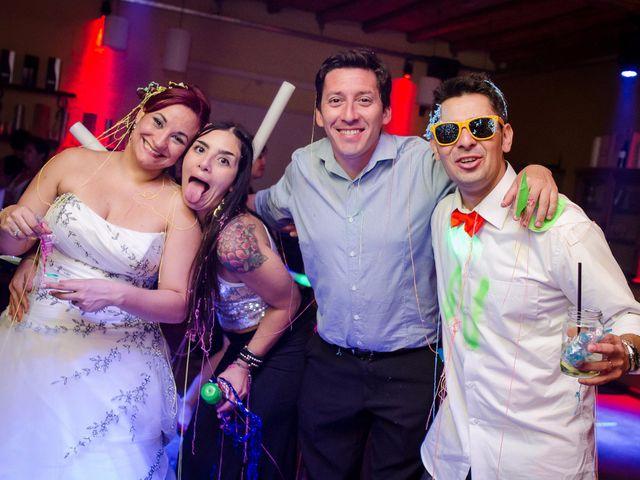 El casamiento de Nicolás y Carolina en Mendoza, Mendoza 52