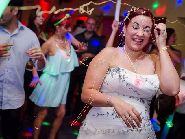 El casamiento de Nicolás y Carolina en Mendoza, Mendoza 53