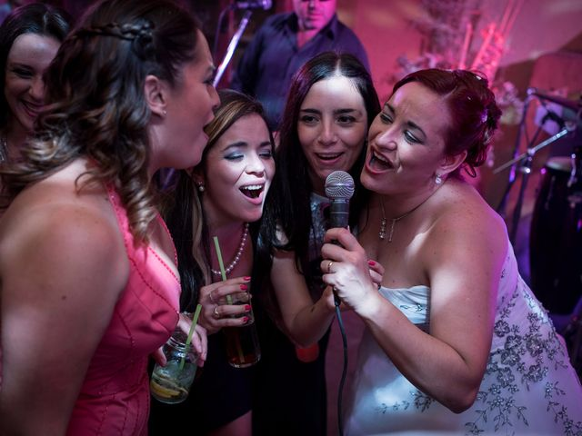 El casamiento de Nicolás y Carolina en Mendoza, Mendoza 56