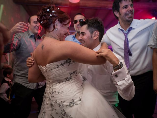 El casamiento de Nicolás y Carolina en Mendoza, Mendoza 58