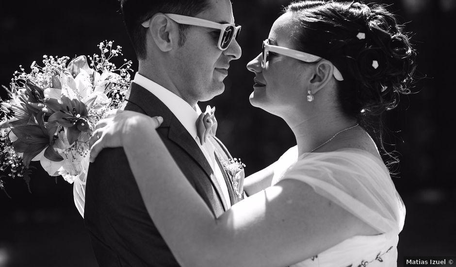 El casamiento de Nicolás y Carolina en Mendoza, Mendoza