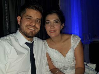 El casamiento de Luciano  y Tania