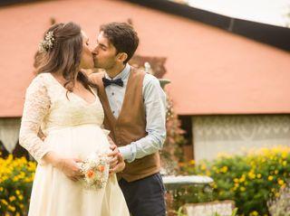 El casamiento de Vicky y Santiago 1