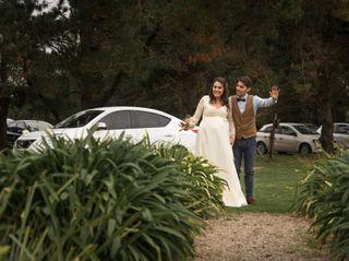 El casamiento de Vicky y Santiago 2