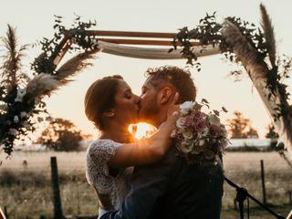 El casamiento de Julieta y Martín