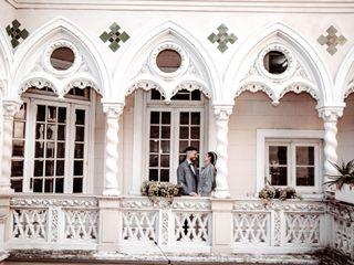 El casamiento de Aldana  y Carlos