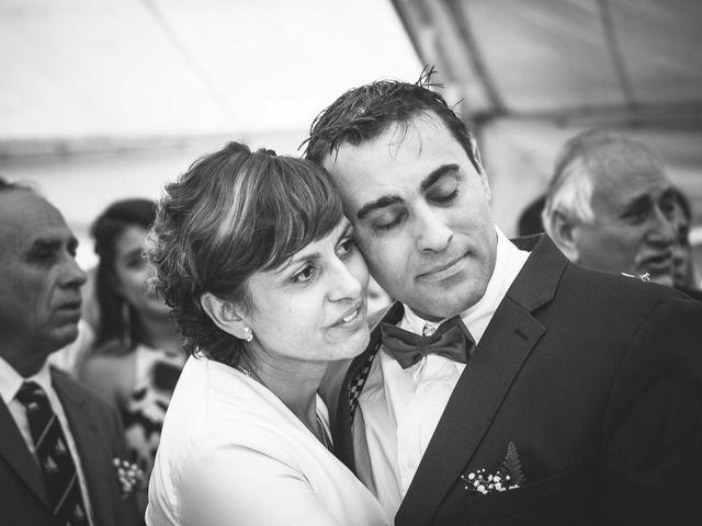 El casamiento de Ceci y Alan