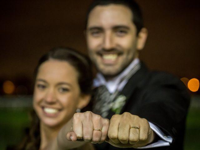 El casamiento de Luz y Manu