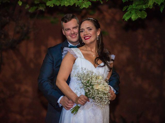 El casamiento de Pame y Martin