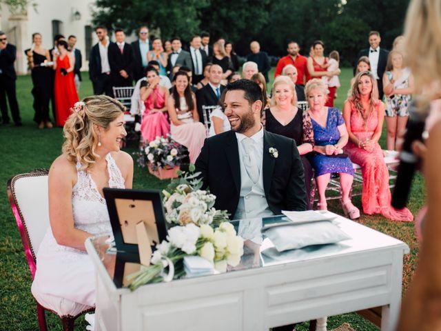El casamiento de Vicky y Gaby