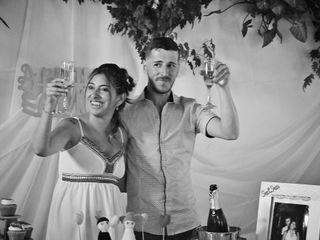 El casamiento de María  y Gustavo