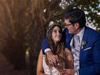El casamiento de Maria y Mauro