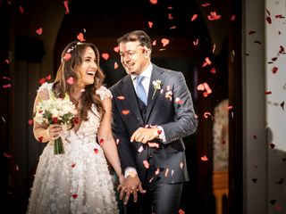 El casamiento de Iani y Joaquín