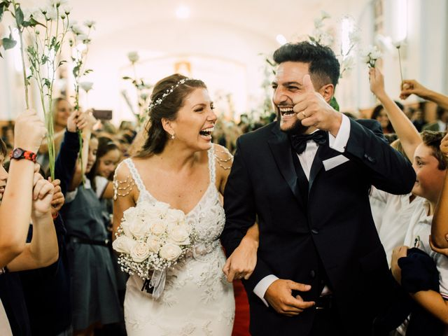 El casamiento de Franco y Virginia en Funes, Santa Fe 14