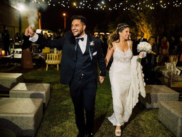 El casamiento de Franco y Virginia en Funes, Santa Fe 1