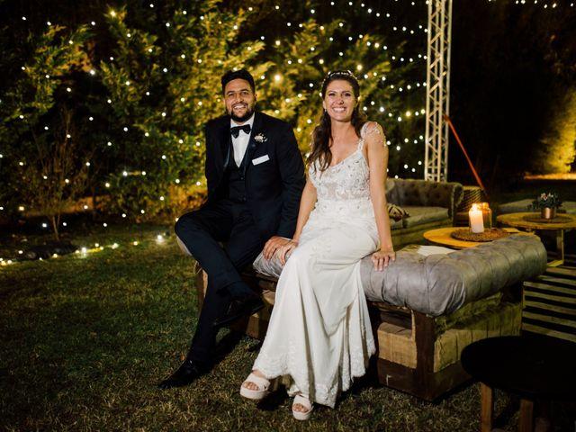 El casamiento de Franco y Virginia en Funes, Santa Fe 25