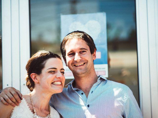 El casamiento de Cecilia y Alejandro