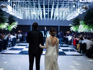 El casamiento de Dani y Ale 2